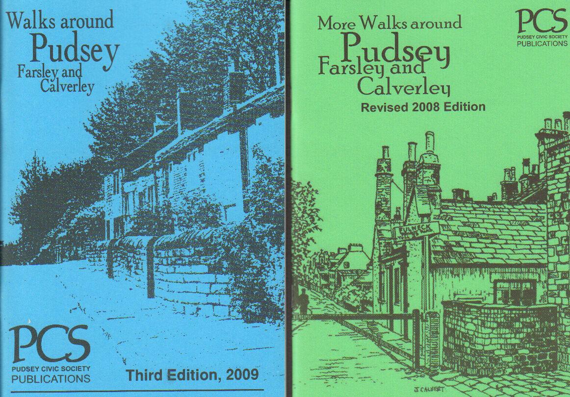Walks around Pudsey, Calverley, Farsley (Revised 2009)