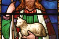 Guide to St John's, Farsley Parish Church (Colour)