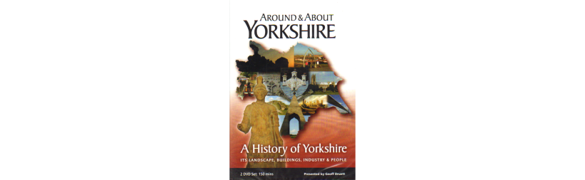 DVD - History of Yorkshire (2 DVD's) by Saville Productions