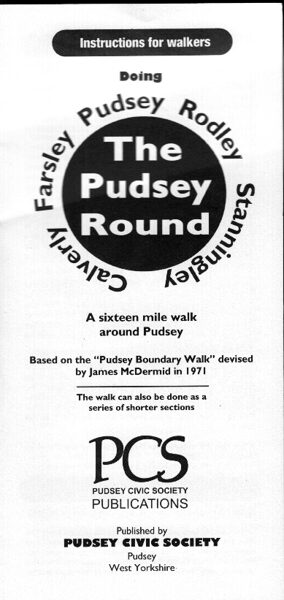 Pudsey Round Leaflet