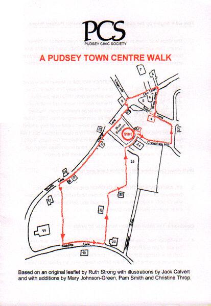 Town Centre walk
