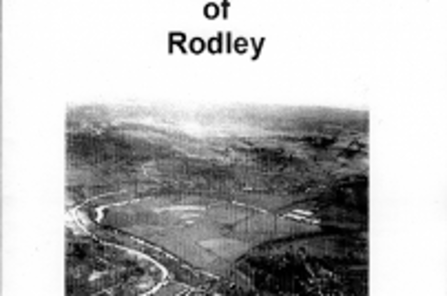 A birds eye view of Rodley by Mabel Birley