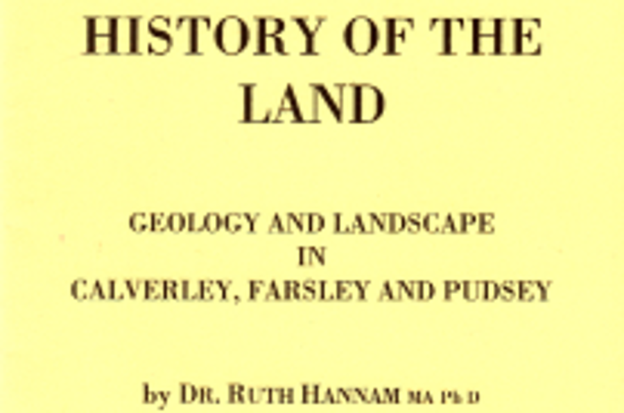 A hidden history of the land by Dr Ruth Hannam