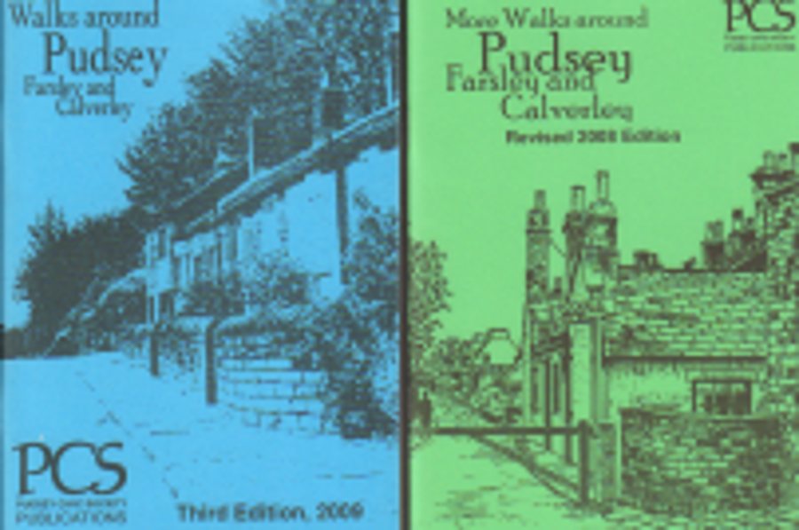 More walks around Pudey, Calverley, Farsley (Revised 2008)