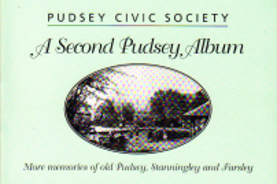 A second Pudsey album - more memories of Pudsey, Stanningley and Farsley by Ruth Strong