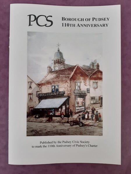 Pudsey Civic Society 110 year anniversary
