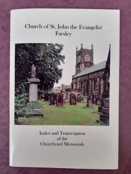 Church of St John The Evangelist - Index & Transcritption of Churchyard Memorials
