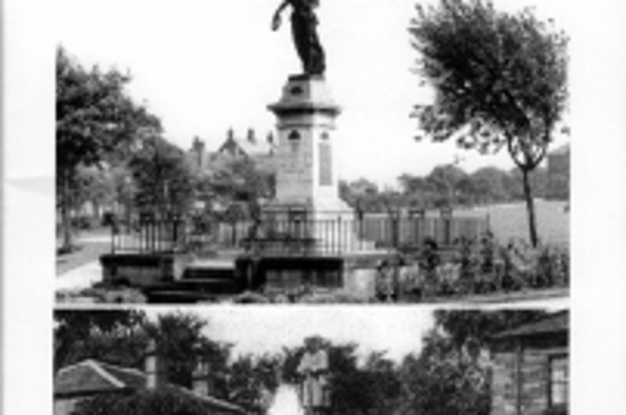 War memorials of Calverley, Farsley, Rodley and Stanningley