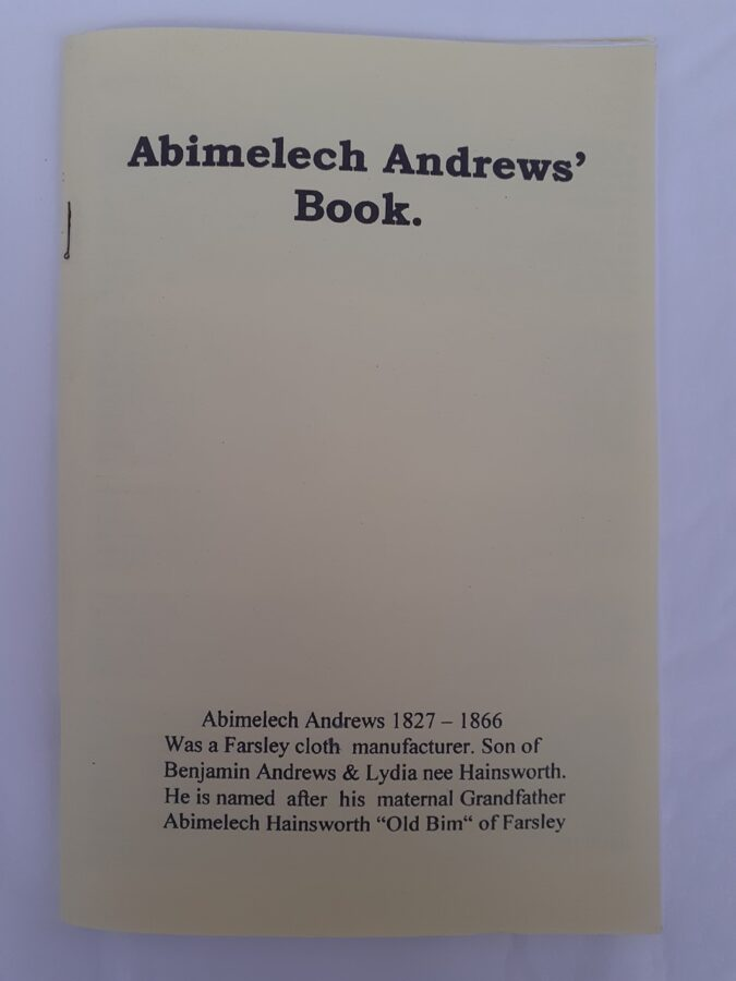 Abimelech Andrews