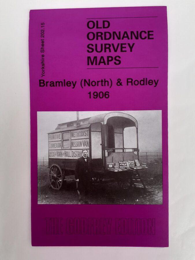 Bramley (North) & Rodley 1906