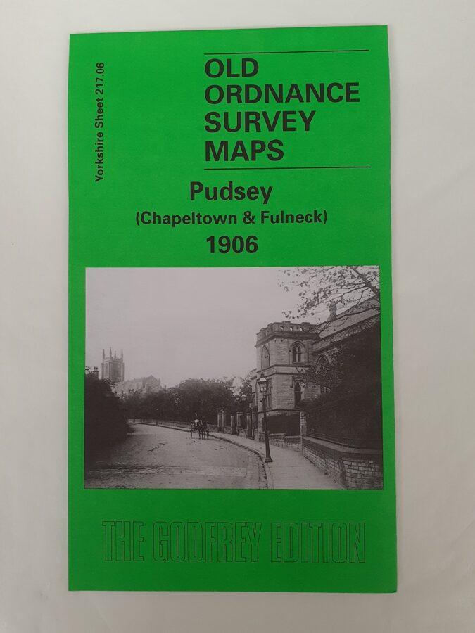 Pudsey (Chapletown & fulneck) 1906
